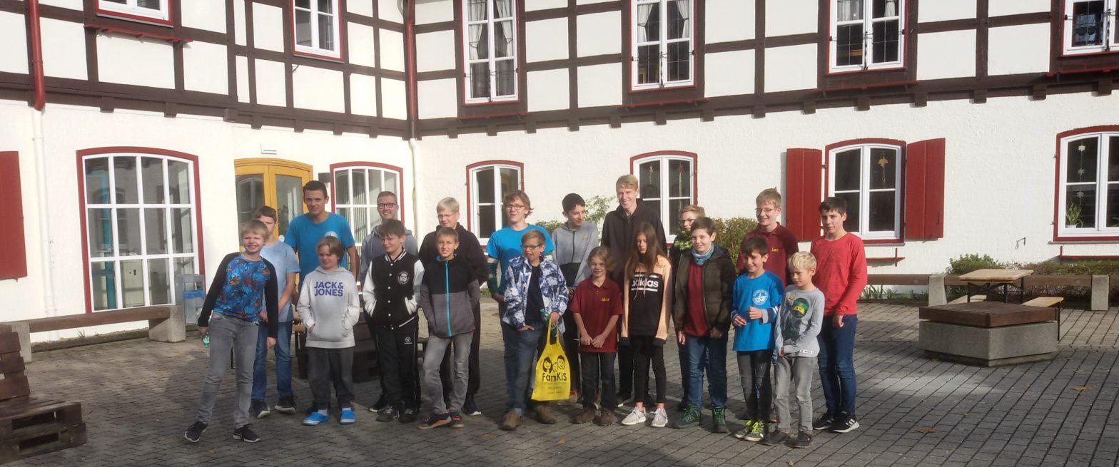 Teilnehmer BJEM19
